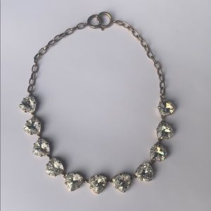 Stella & Dot Faux Diamond Necklace